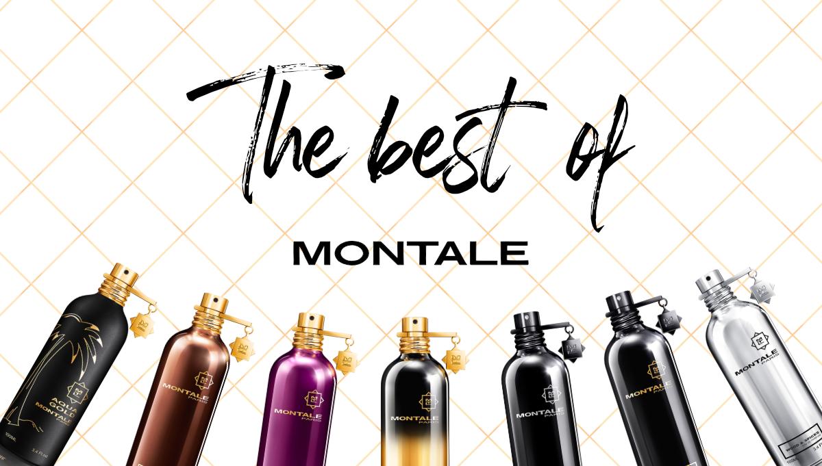 I migliori profumi da uomo di Montale!